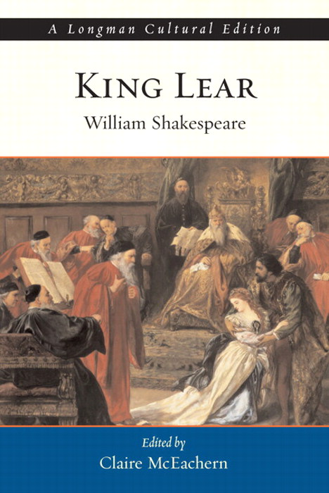 King Lear, A Longman Cultural Edition, CourseSmart eTextbook