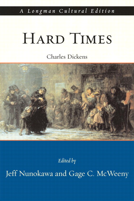 Hard Times, A Longman Cultural Edition, CourseSmart eTextbook