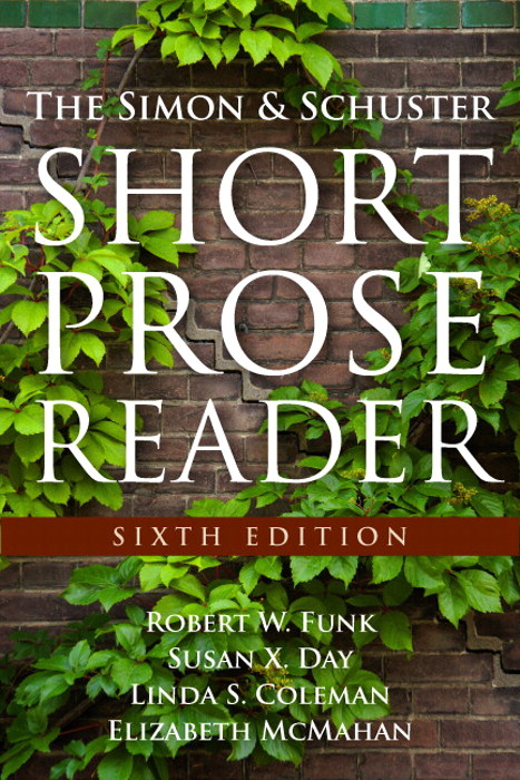 Simon and Schuster Short Prose Reader, The, 6th Edition
