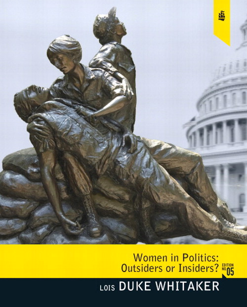 Women in Politics: Outsiders or Insiders, CourseSmart eTextbook, 5th Edition