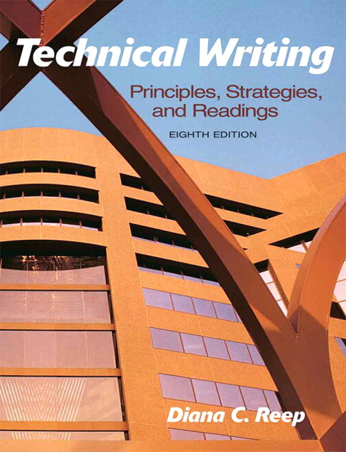 Technical Writing: Principles, Strategies, and Readings, CourseSmart eTextbook, 8th Edition