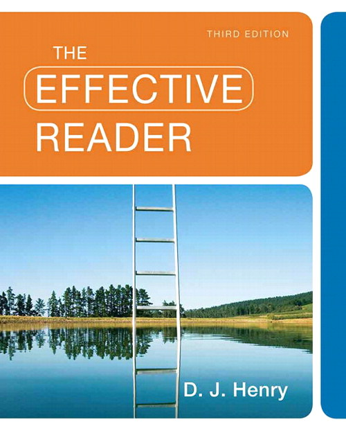 Effective Reader, The, CourseSmart eTextbook, 3rd Edition