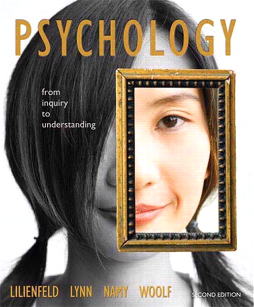 Psychology: From Inquiry to Understanding, 2nd Edition