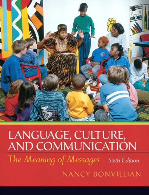 Language, Culture and Communication, CourseSmart eTextbook, 6th Edition