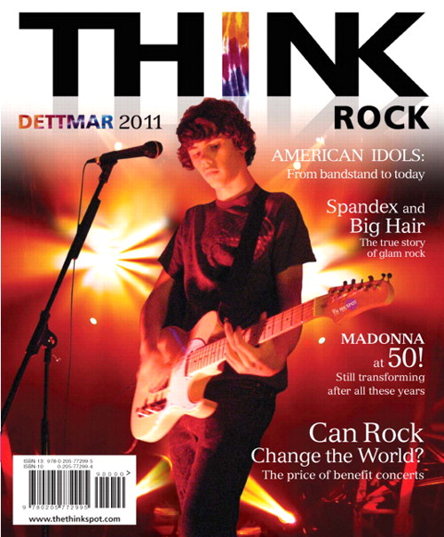 THINK Rock, CourseSmart eTextbook