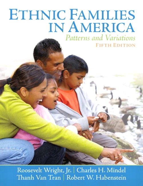 MySearchLab with Pearson eText -- Instant Access -- for Ethnic Families in America, 5th Edition