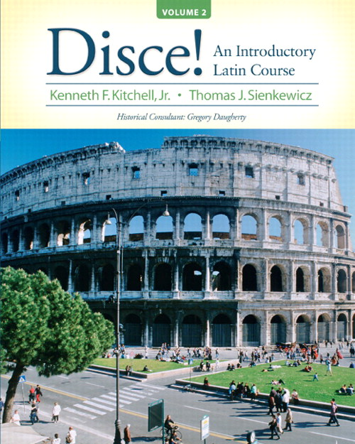 Disce! An Introductory Latin Course, Volume 2