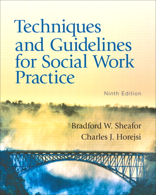 Techniques and Guidelines for Social Work Practice, CourseSmart eTextbook, 9th Edition