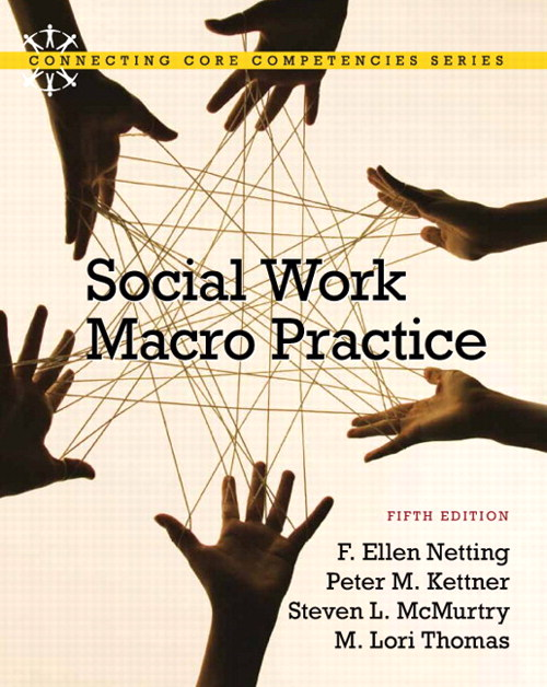 Social Work Macro Practice, CourseSmart eTextbook, 5th Edition