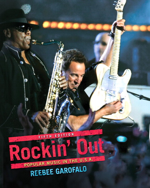 Rockin Out: Popular Music in the U.S.A., CourseSmart eTextbook