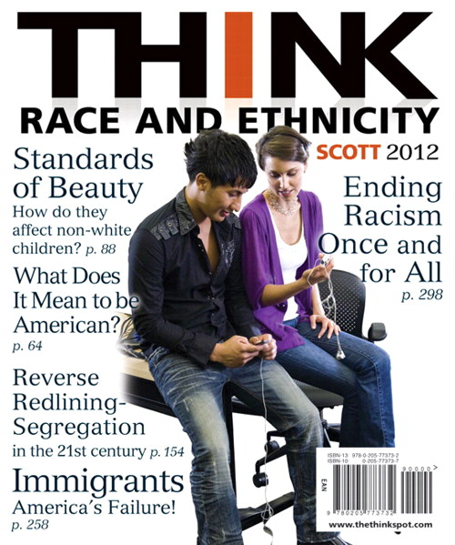 THINK Race and Ethnicity, CourseSmart eTextbook