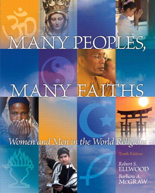 Many Peoples, Many Faiths, CourseSmart eTextbook, 10th Edition