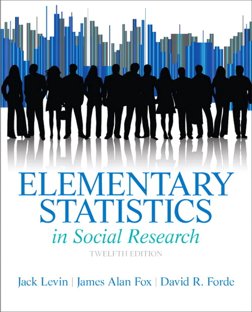 Elementary Statistics in Social Research, 12th Edition