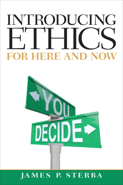 Introducing Ethics: For Here and Now , CourseSmart eText