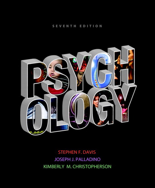 Psychology, CourseSmart eTextbook, 7th Edition