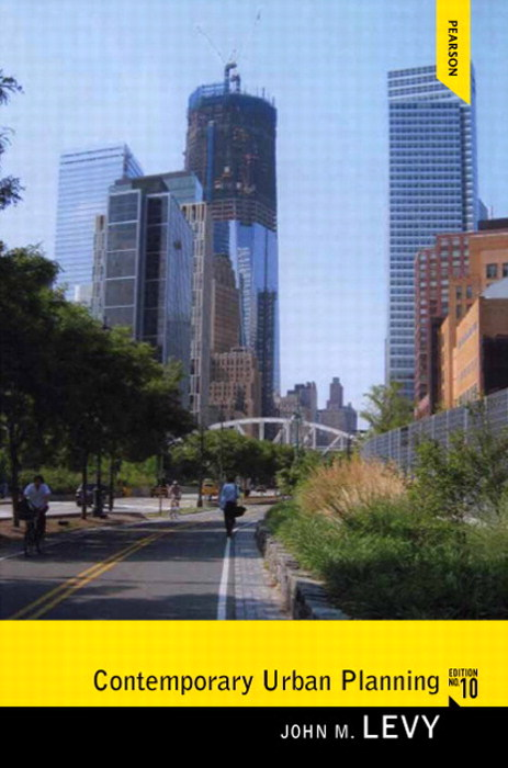 Contemporary Urban Planning, 10th Edition