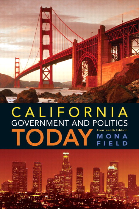 California Govenment and Politics Today, CourseSmart eTextbook, 14th Edition