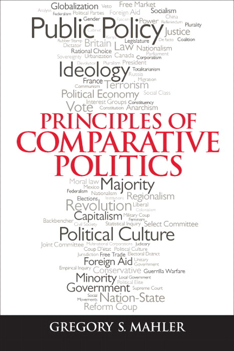 Principles of Comparative Politics, CourseSmart eTextbook