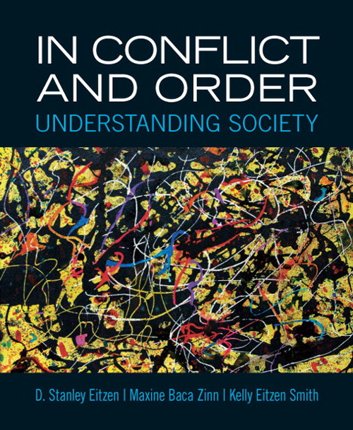 In Conflict and Order: Understanding Society, 13th Edition