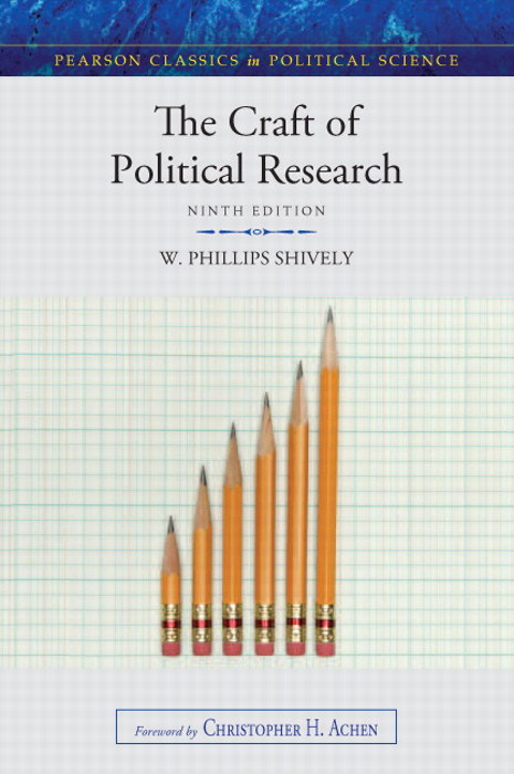 Craft of Political Research, The, 9th Edition