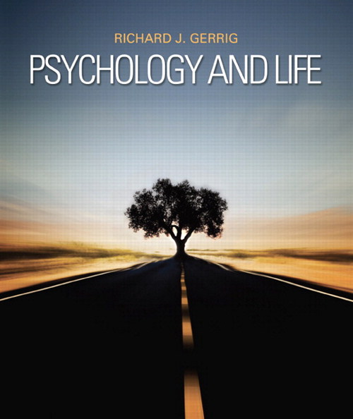 Psychology and Life, CourseSmart eTextbook, 20th Edition