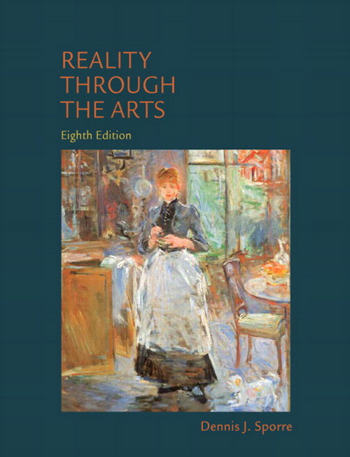 Reality Through the Arts, CourseSmart eTextbook, 8th Edition