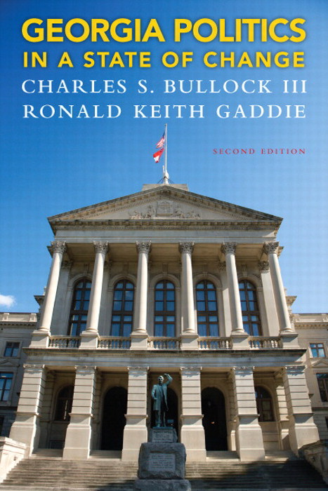 Georgia Politics in a State of Change, CourseSmart eTextbook, 2nd Edition