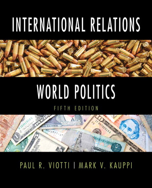 International Relations and World Politics, CourseSmart eTextbook, 5th Edition
