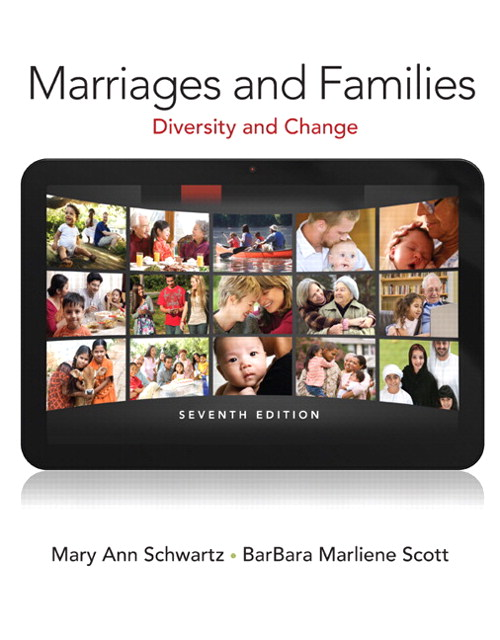 Marriages and Families, CourseSmart eTextbook, 7th Edition