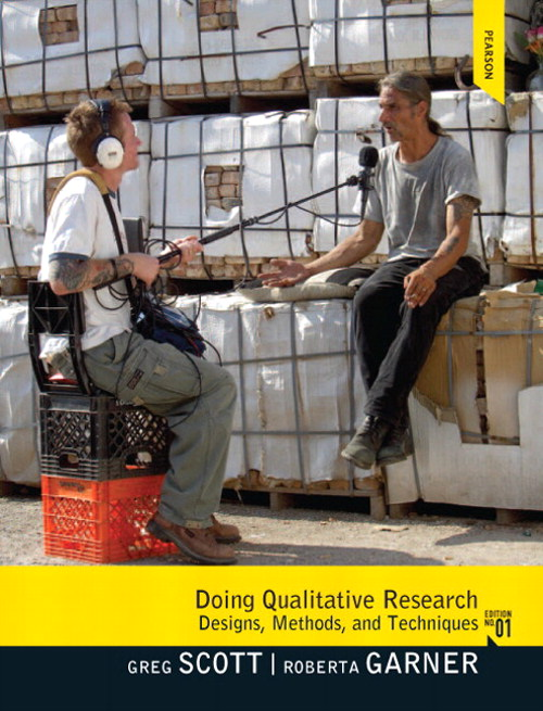 Doing Qualitative Research: Designs, Methods, and Techniques, CourseSmart eTextbook
