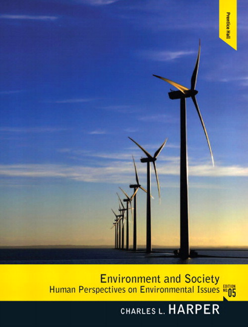 MySearchLab with Pearson eText -- Instant Access -- for Environment and Society, 5th Edition