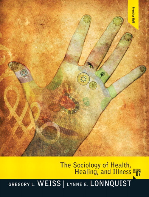 MySearchLab with Pearson eText -- Instant Access -- for The Sociology of Health, Healing and Illness, 7th Edition