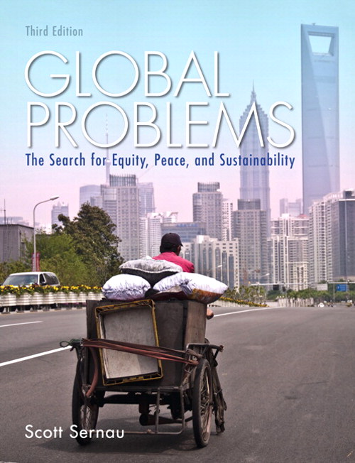 MySearchLab with Pearson eText -- Instant Access -- for Global Problems: The Search for Equity, Peace, and Sustainability, 3rd Edition