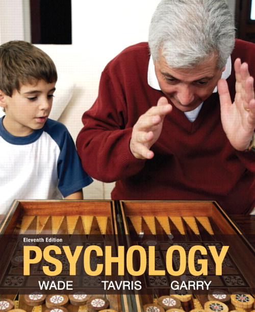 Psychology, CourseSmart eTextbook, 11th Edition