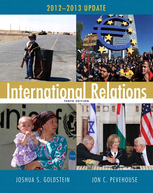 International Relations, 2012-2013 Update, 10th Edition