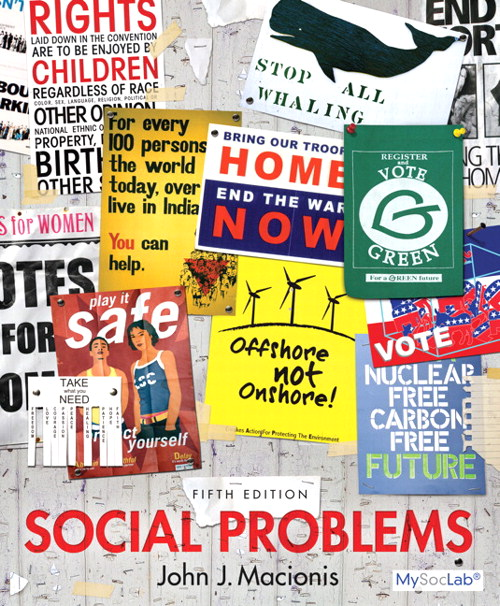 Social Problems, CourseSmart eTextbook, 5th Edition