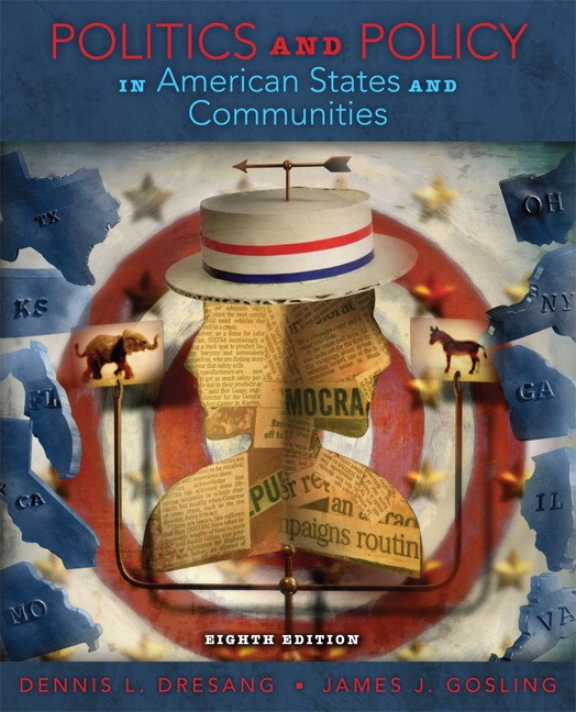 Politics and Policy in American States & Communities, CourseSmart eTextbook, 8th Edition