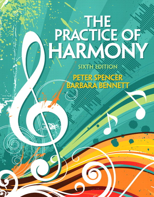 Practice of Harmony, The Plus MySearchLab with eText, 6th Edition