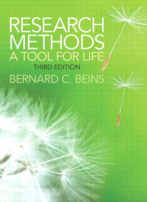 Research Methods: A Tool for Life, 3rd Edition