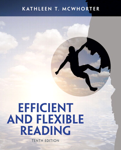 Efficient and Flexible Reading, 10th Edition