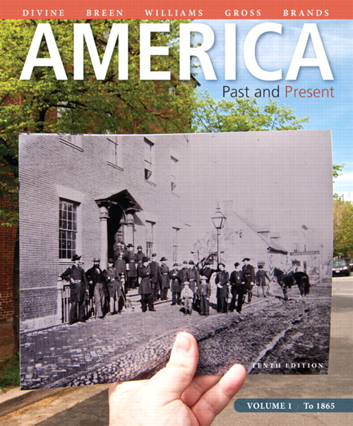 America: Past and Present, Volume 1, CourseSmart eTextbook, 10th Edition