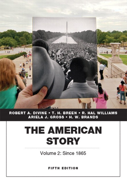 American Story, The: Penguin Academics Series,  Volume 2, 5th Edition