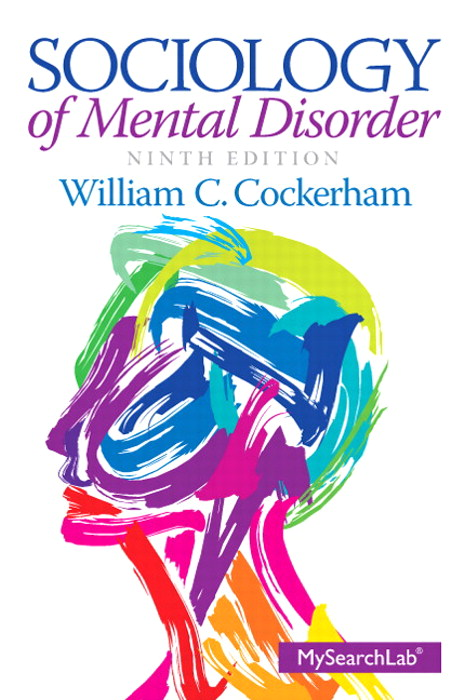 Sociology of Mental Disorder, CourseSmart eTextbook, 9th Edition