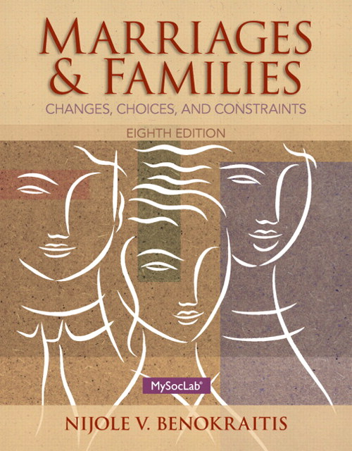 Marriages and Families, CourseSmart eTextbook, 8th Edition