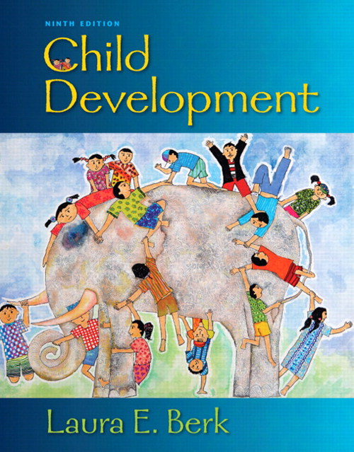 Child Development, CourseSmart eTextbook, 9th Edition