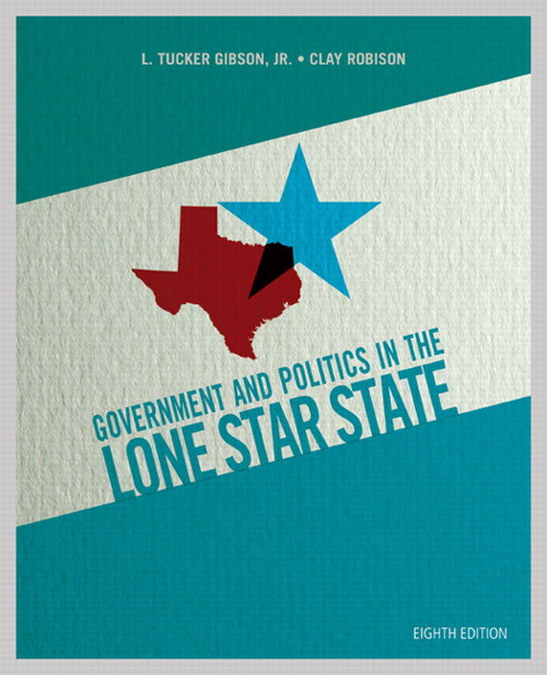 Government and Politics in the Lone Star State, CourseSmart eTextbook, 8th Edition