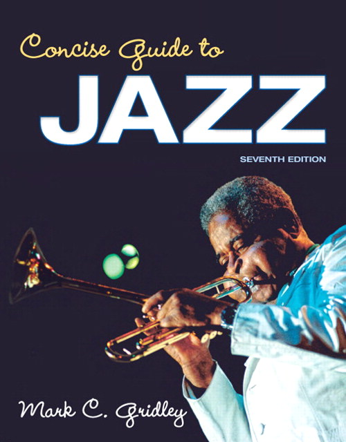 Concise Guide to Jazz, CourseSmart eTextbook, 7th Edition