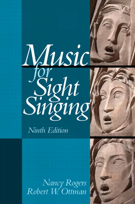 Music for Sight Singing,  CourseSmart eTextbook, 9th Edition