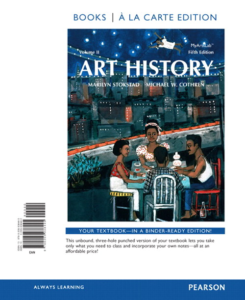 Art History Volume 2, Books a la Carte Edition, 5th Edition