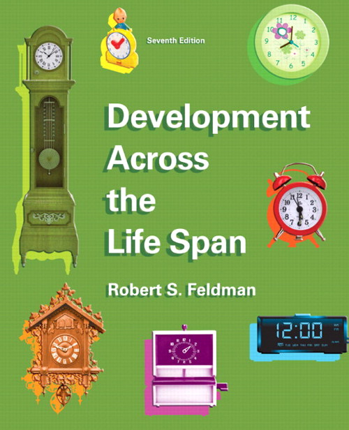 Development Across the Life Span, CourseSmart eTextbook, 7th Edition